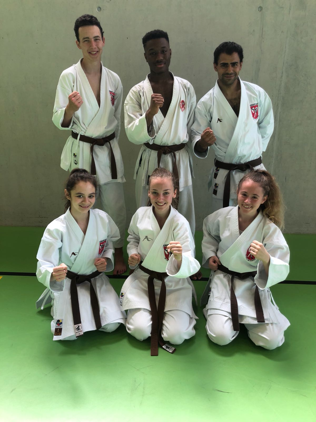 Examen Karate-Do, Küssnacht 05.05.2018
